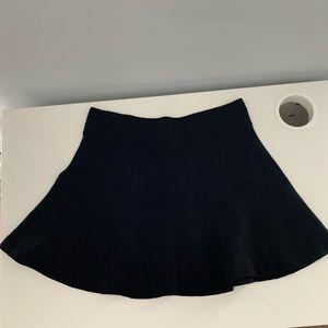 Talula - Black Flare Skirt